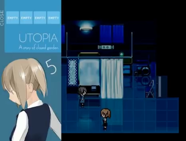 UTOPIA 幻想ホラーアドベンチャー