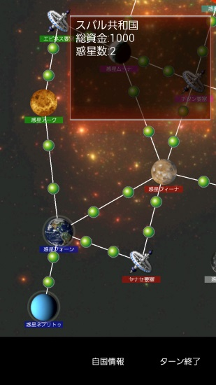 S.L.G. - Space War -