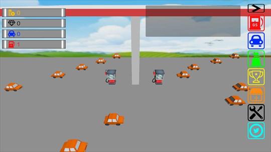 GasPanic ゲーム画面1