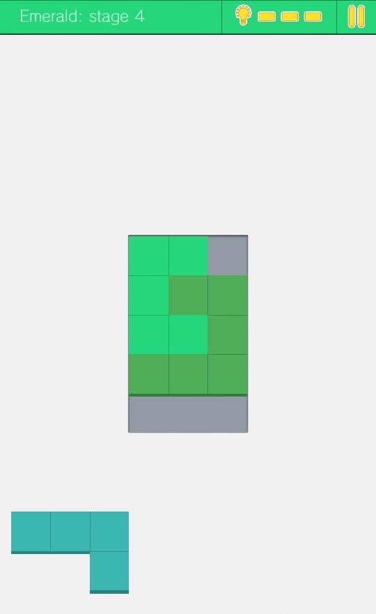 頭が良くなるブロックパズル Fits