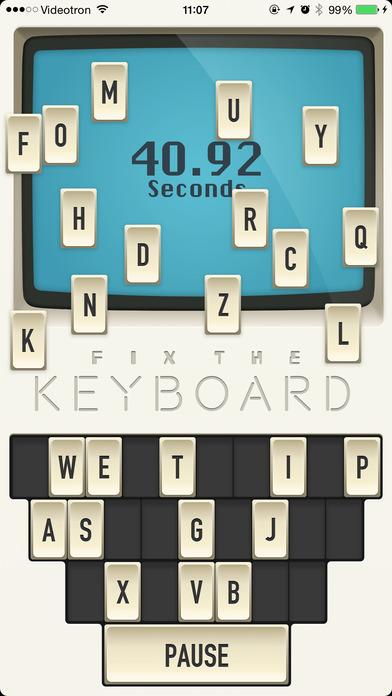 Fix the Keyboard