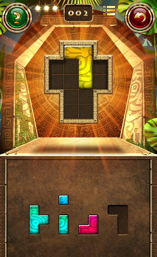 Montezuma Puzzle 3