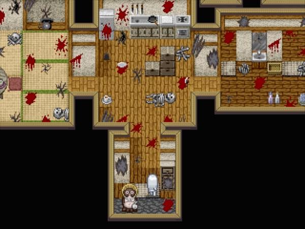 ほたるのひかり ゲーム画面4