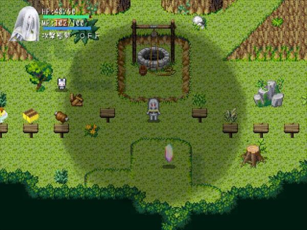 ほたるのひかり ゲーム画面8