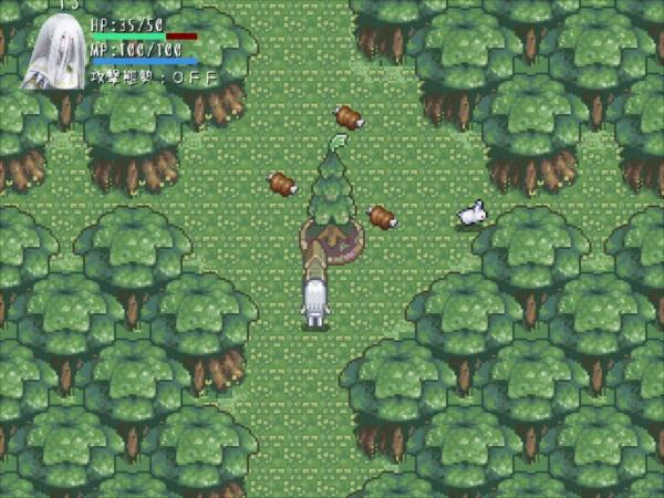 ほたるのひかり ゲーム画面12