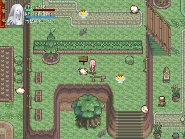 ほたるのひかり ゲーム画面14