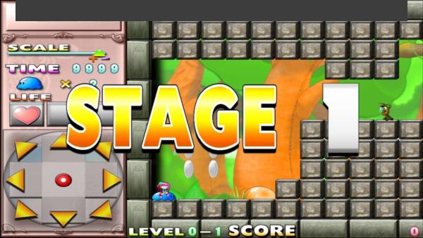 爆裂すらいむ ゲーム画面3