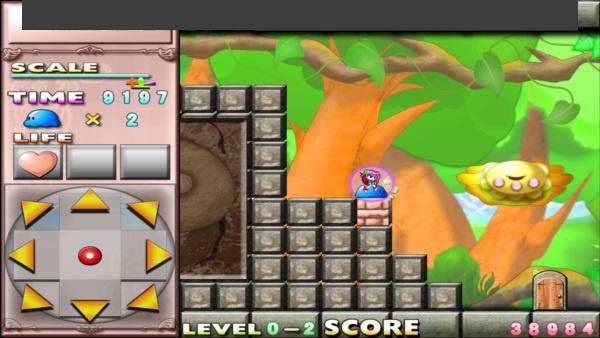 爆裂すらいむ ゲーム画面6