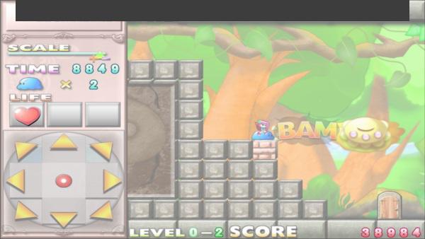 爆裂すらいむ ゲーム画面7