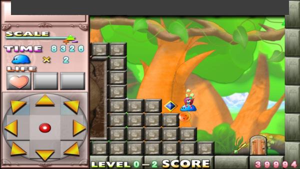 爆裂すらいむ ゲーム画面8