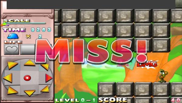 爆裂すらいむ ゲーム画面11