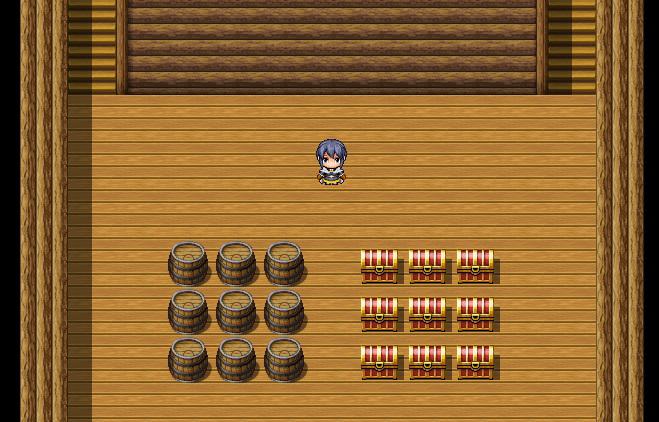 奈落の魔女とロッカの果実 ゲーム画面10